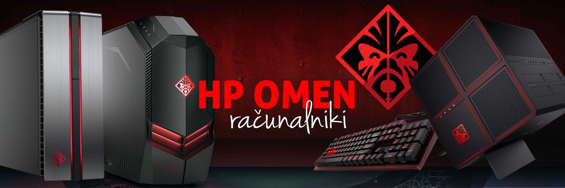 HP Omen gamerski računalniki