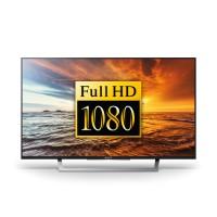 "Sony KDL43WD758 109,2 cm (43"") Full HD Smart TV Wi-Fi črna,srebrna"