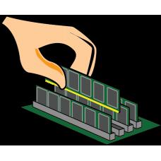 Nadgradnja delovnega spomina (RAM) z 8 GB modulom
