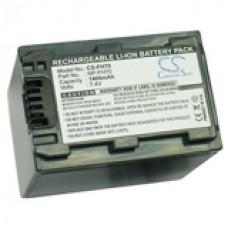 Baterija za Sony NP-FH70s kablom