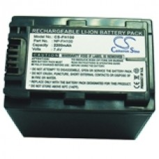 Baterija za Sony NP-FH100s kablom
