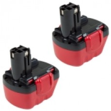 2er Set MTEC baterija za Bosch EXACT 12 / GLI12V / GSB12 VE-2 - 250