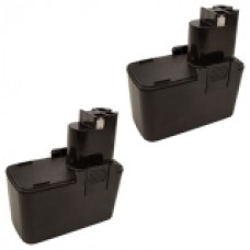 2er Set Baterija za Bosch BAT011 BH1214H BH1214L BH1214MH BH1214N 2