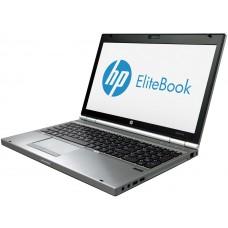 Rabljen prenosnik HP EliteBook 8570p / i7 / RAM 8 GB / SSD Disk / 15,6″ / HD