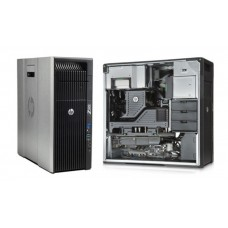 Rabljen računalnik HP Z620 Workstation Tower / Intel® Xeon® / RAM 64 GB / SSD Disk / Quadro grafika