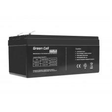 Green Cell AGM baterija 12V 33Ah (AGM21)
