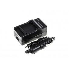 Green Cell Double polnilec baterije za digitalno kamero GoPro HD Hero 3 (ACCB9)