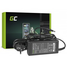 Green Cell polnilec | AC Adapter za HP 65W |19.5V 3.33A / 4.8mm-1.7mm (AD42)