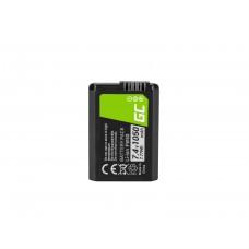 Green Cell FW50 Camera baterija za Sony Alpha A7, A7 II, A7R, A7R II, A7S, A7S II, A5000, A5100, A6000, A6300, A6500 7.4V 1050mA (CB59)