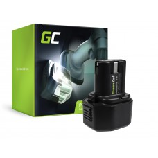 Green Cell baterija za orodje 7.2V 1.5Ah BCC715 EB712S EB714S EB7 za Hitachi NR90GC NR90GR (PT219)