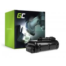 Green Cell baterija za orodje 902654 B20543 za Paslode PPN35i Li CF325Li CF325XP IM65Li IM250Li IM360Ci Li (PT201)