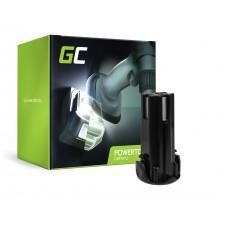 Green Cell baterija za orodje EBM315 3.6V 1.5Ah za Hitachi DB3DL DB3DL2 (PT217)