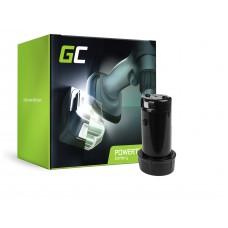Green Cell baterija za orodje M4 B2 48-11-0490 48-11-2001 za Milwaukee M4 D-202B M4C M4 2101-20 M4 2101-22 0490-20 0490-22 (PT213)