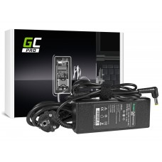 Green Cell PRO polnilec  AC Adapter za Acer 90W / 19V 4,74A / 5.5mm-1.7mm (AD02P)