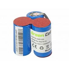Green Cell ® Vacuum Cleaner baterija za AEG Liliput AG1411 AG1412 AG1413 (PT89)