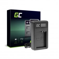 Ładowarka DE-A79B Green Cell ® do Panasonic FZ2000, G81, FZ1000, FZ300, G6M, GX8M, G70M, G70KA, GX8EG-K, GX8, G70 (ADCB42)