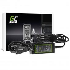 AC adapter Green Cell PRO 19V 2.37A 45W za Asus R540 X200C X200M X201E X202E Vivobook F201E S200E ZenBook UX31A UX32V (AD40P)