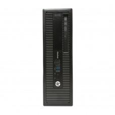 Rabljen računalnik HP EliteDesk 800 G1 SFF / i5 / RAM 8 GB / SSD Disk