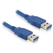 Kabel USB 3.0 A-A Moški/Moški 1.0m