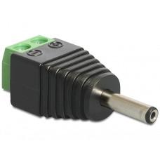 Adapter terminalski spoj na DC vtič 1,35 x 3,5 mm