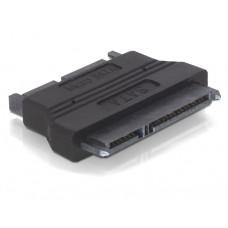 Adapter SATA 22pin Ženski > Micro SATA Moški