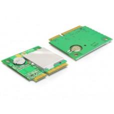 MiniPCIe GPS USB 1.1 polovična velikost 1R Navilock industry