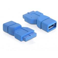 Adapter USB 3.0 Pinheader Ženski > USB 3.0-A Ženski