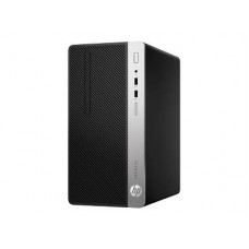 HP ProDesk 400 G5 - micro tower - Core i7 8700 3.2 GHz