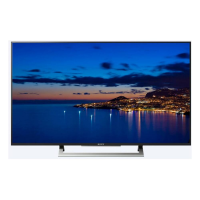 """Sony KD49XD8099 124,5 cm (49"""") 4K Ultra HD Smart TV Wi-Fi"""