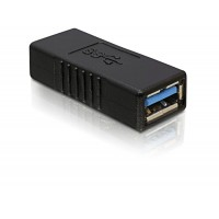 Delock adapter USB 3.0 A/A Ženski/Ženski